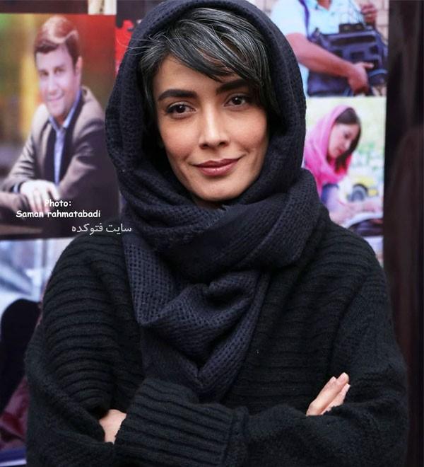 لیلا زارع در عکس و بیوگرافی بازیگران سریال دل