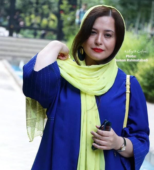 مهراوه شریفی نیا در عکس و بیوگرافی بازیگران سریال دل