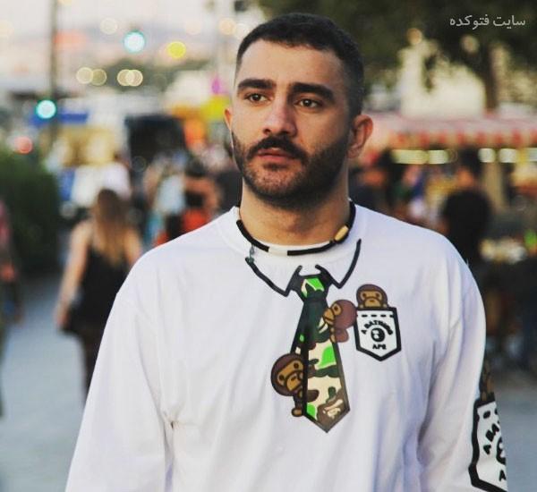 وحید رحیمیان از بازیگران سریال doping