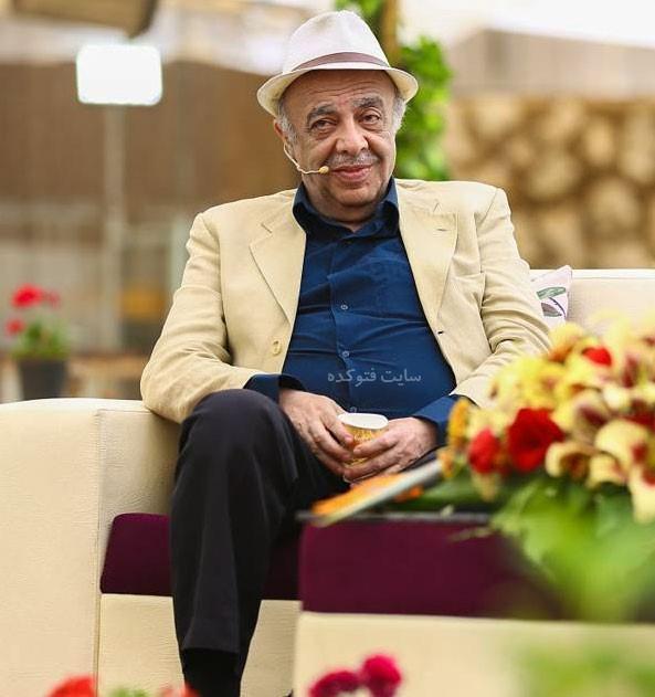 عباس محبوب در بازیگران حکایت های کمال