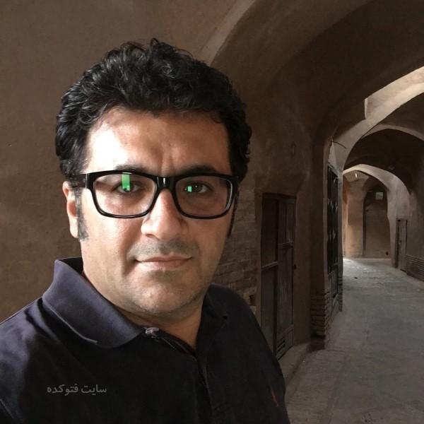 شهرام عبدلی در بازیگران سریال حکایت های کمال