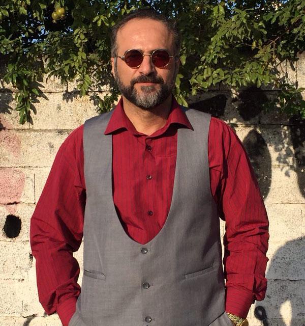 حمید ابراهیمی در اسامی بازیگران سریال حکایت های کمال