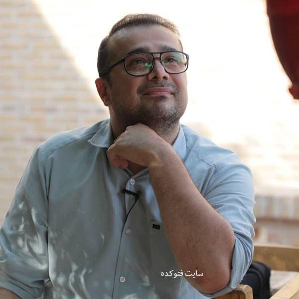 سپند امیرسلیمانی در نام بازیگران سریال کامیون