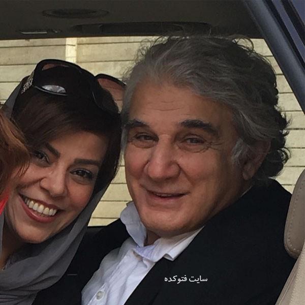 عکس مهدی هاشمی در اسامی بازیگران سریال کامیون