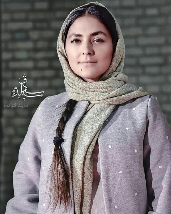 هدی زین العابدین در بازیگران سریال کرگدن