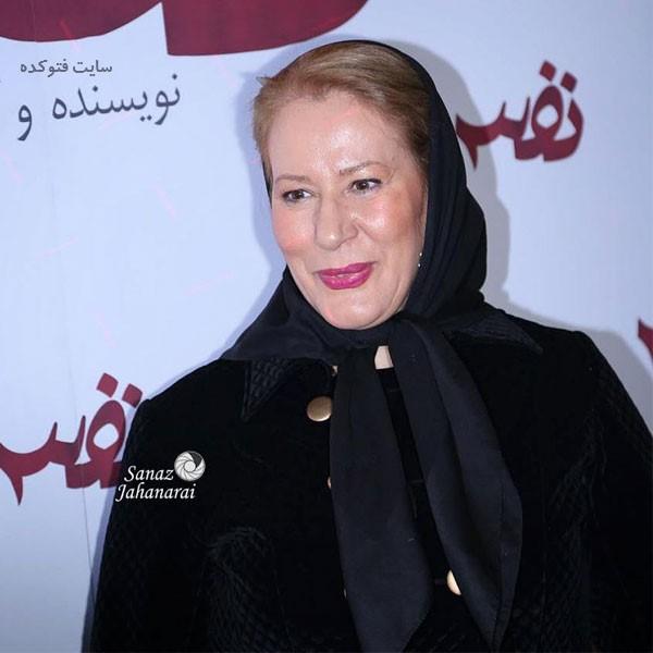 معصومه آقاجانی در عکس و بیوگرافی بازیگران سریال ملکاوان