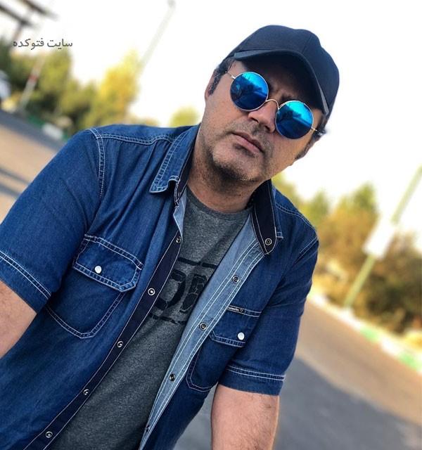 رضا مولایی در عکس و بیوگرافی بازیگران سریال ملکاوان