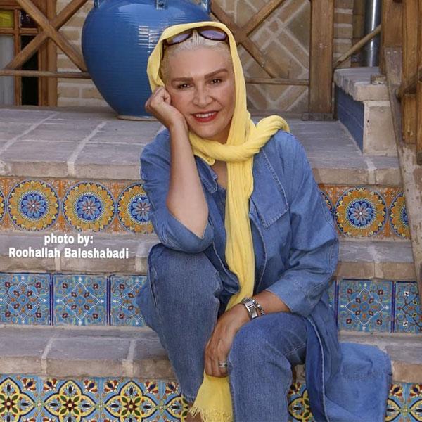 عکس مینا نوروزی در عکس و بیوگرافی بازیگران سریال روزگار