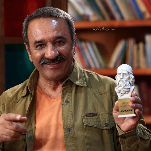 عکس علی اوسیوند در عکس و بیوگرافی بازیگران سریال روزگار