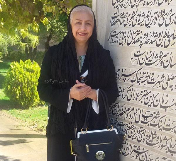 عکس سعیده عرب در عکس و بیوگرافی بازیگران سریال روزگار