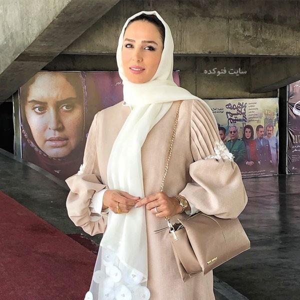 عکس سوگل طهماسبی در عکس و بیوگرافی بازیگران سریال روزگار
