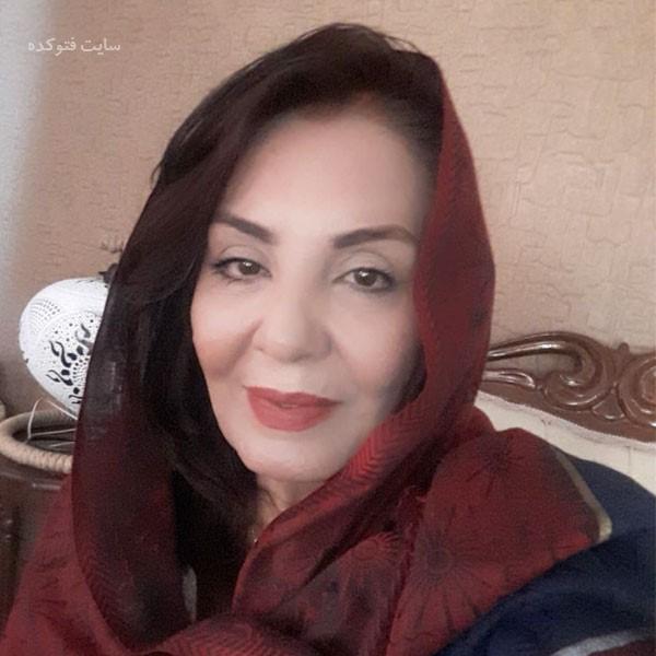عکس زهره حمیدی در عکس و بیوگرافی بازیگران سریال روزگار