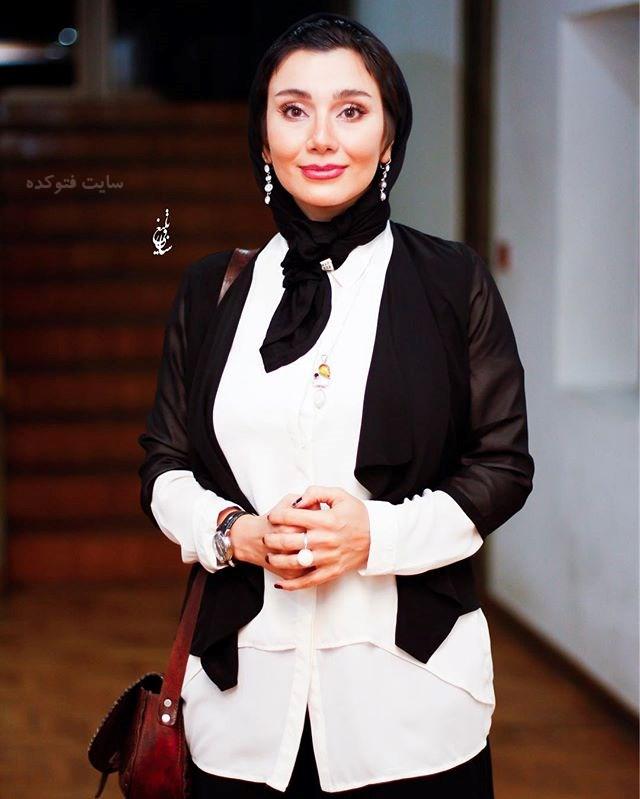 عکس جدید خاطره حاتمی بازیگر سریال سایه بان