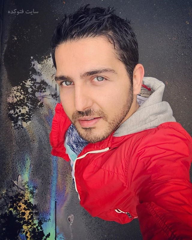 عکس جدید محمدرضا غفاری بازیگر سریال سایه بان