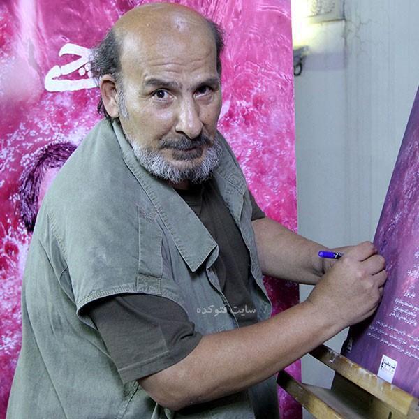 عکس و بیوگرافی محمدرضا داوود نژاد در بازیگران ستایش 3