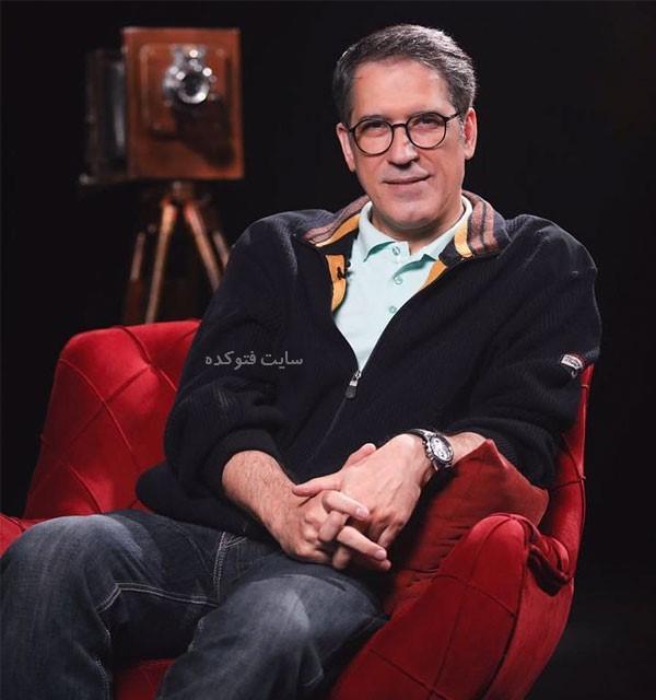 بیوگرافی فرهاد جم در بازیگران سریال ستایش فصل سوم