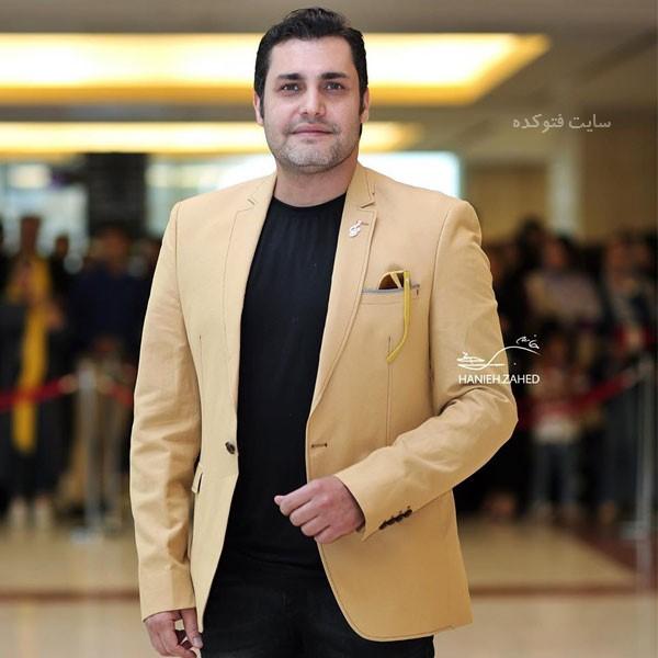 امیر محمد زند در بیوگرافی بازیگران سریال ستایش 3