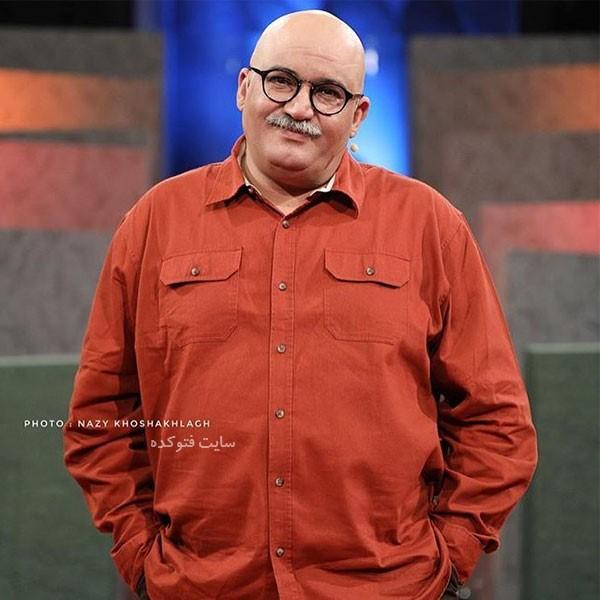 عکس بازیگران سریال شرایط خاص نادر سلیمانی