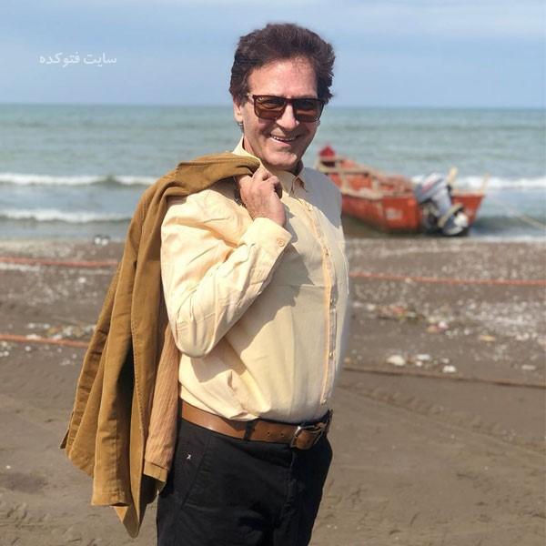 عکس ابوالفضل پورعرب در اسامی بازیگران سریال شرم ایرانی