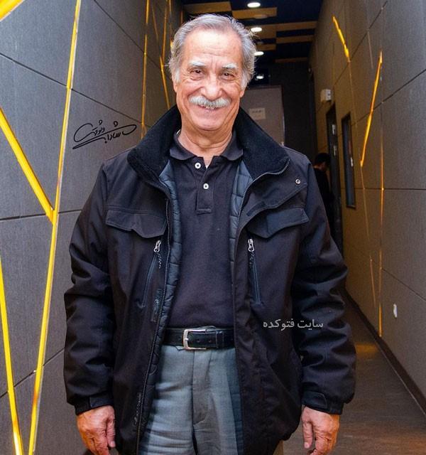 عکس سیاوش طهمورث در اسامی بازیگران سریال شرم ایرانی