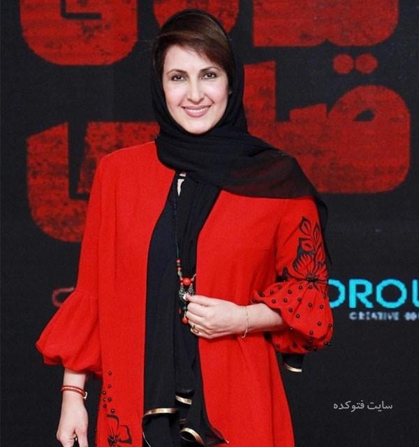 عکس فاطمه گودرزی در بیوگرافی بازیگران سریال شرم