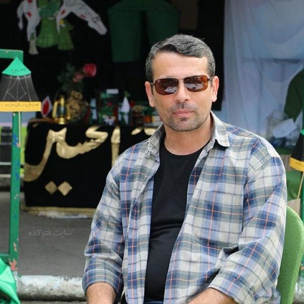 عکس بیوگرافی مجید پتکی بازیگر سریال زندگی از نو
