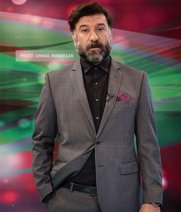 عکس بازیگران سریال زندگی از نو علی انصاریان