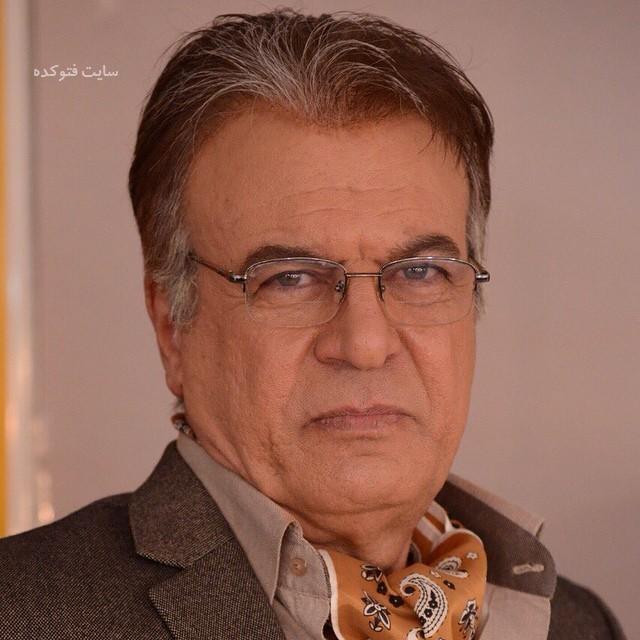 غلامرضا نیکخواه از بازیگران سریال دنگ و فنگ