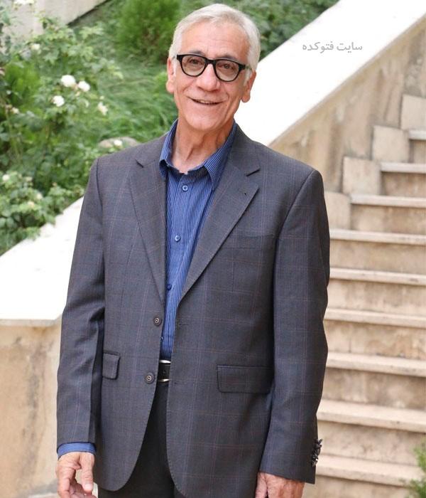 بازیگران سریال دلدادگان مسعود رایگان