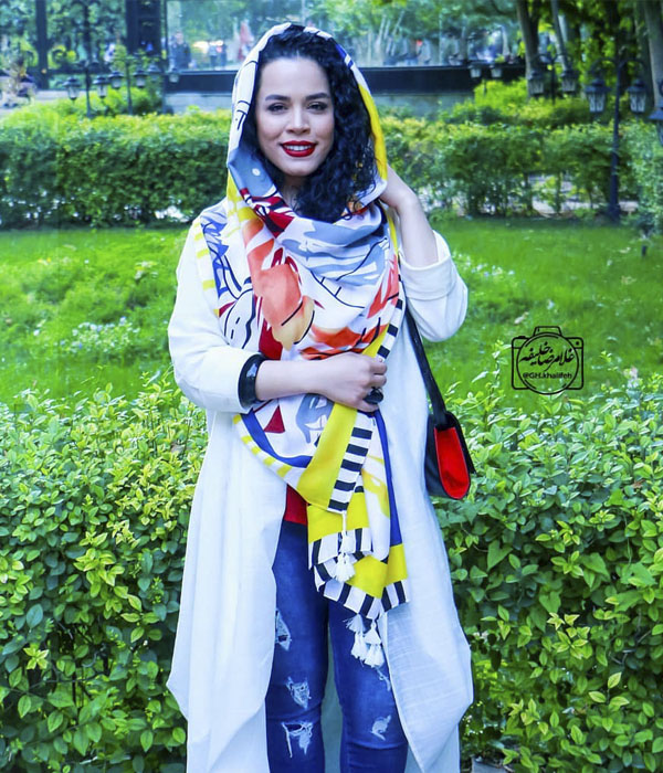 عکس بازیگران سریال دلدادگان ملیکا شریفی نیا