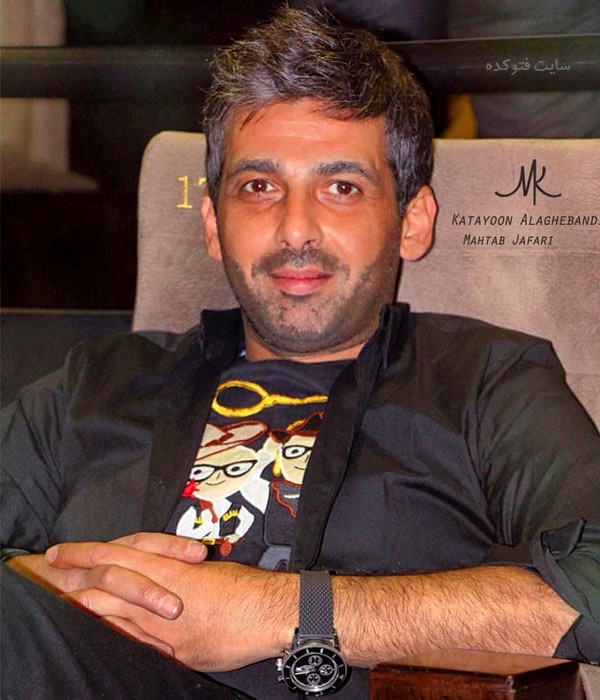 بیوگرافی بازیگران سریال دلدادگان حمید گودرزی