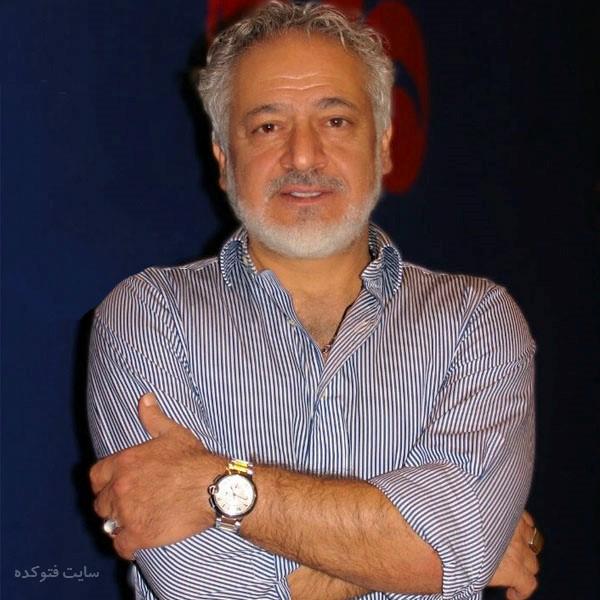 عکس و بیوگرافی مجید مشیری بازیگر سریال پدر