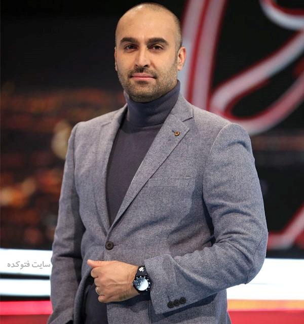 عکس و بیوگرافی نیما رئیسی بازیگر سریال پدر