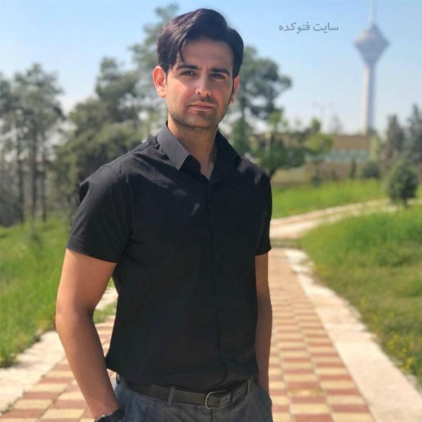عکس بازیگران سریال مانکن امیرحسین آرمان