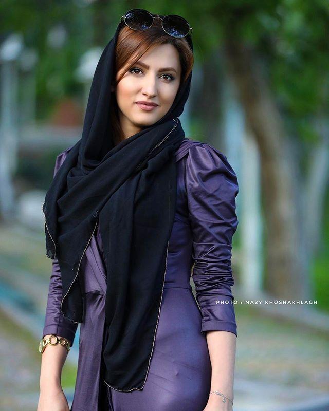 عکس سمیرا حسینی بازیگر سریال نوار زرد (بیوگرافی)