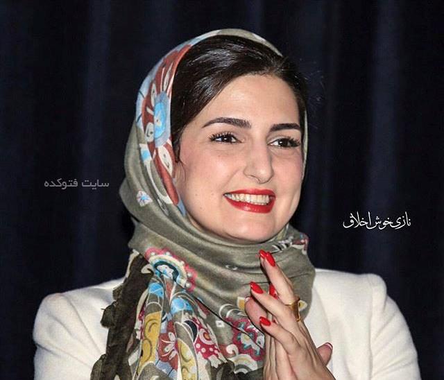 عکس مریم شیرازی بازیگر سریال نوار زرد (بیوگرافی)