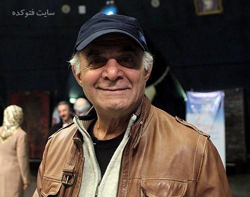 سیروس گرجستانی در نام بازیگران سریال نوار زرد