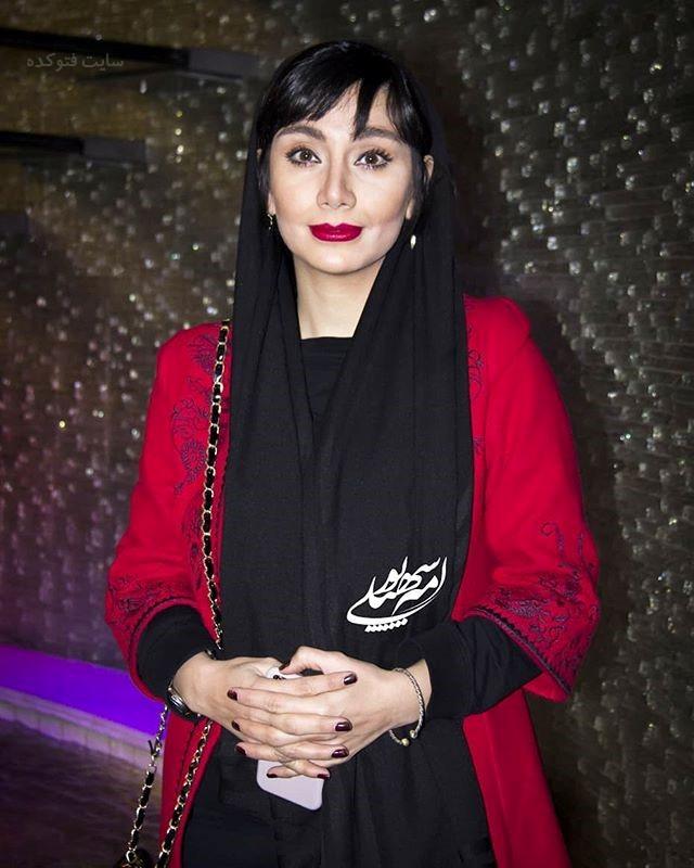 عکس و بیوگرافی خاطره حاتمی بازیگر سریال تعطیلات رویایی