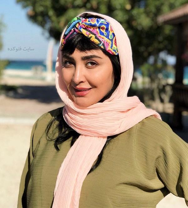 عکس و بیوگرافی مریم معصومی بازیگر سریال تعطیلات رویایی