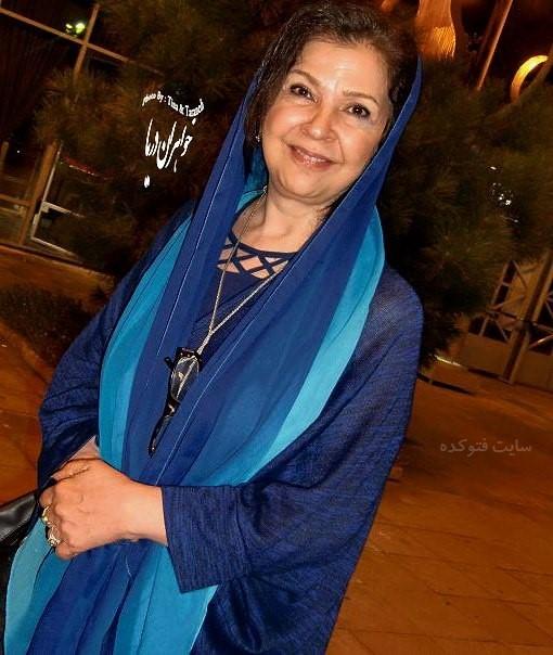 عکس و بیوگرافی افسر اسدی بازیگر سریال تعطیلات رویایی