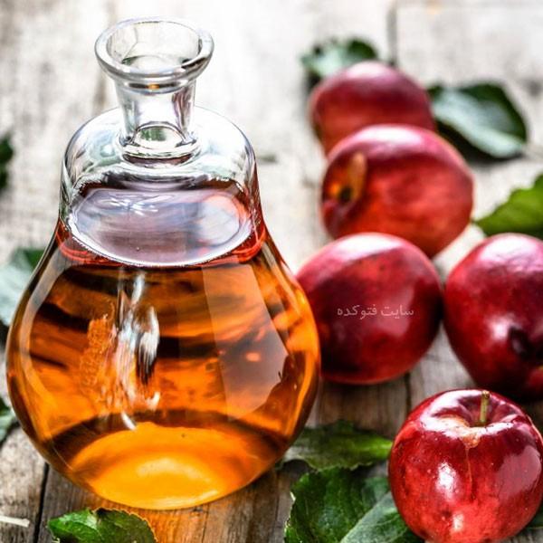 خواص سرکه سیب برای لاغری و کاهش وزن چیست