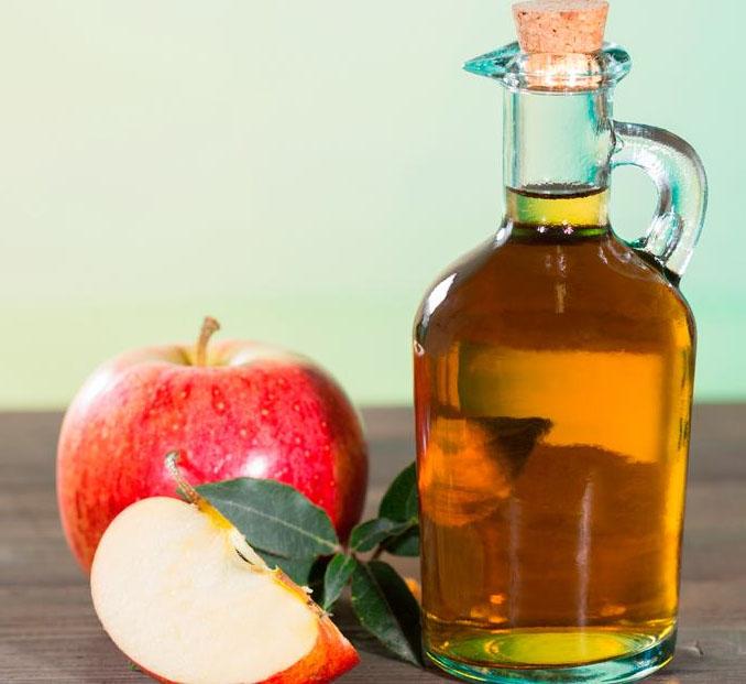 خواص سرکه سیب برای پوست مو + بدن و لک صورت