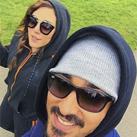 بیوگرافی سروین بیات همسر رضا قوچان نژاد + عکس خانوادگی