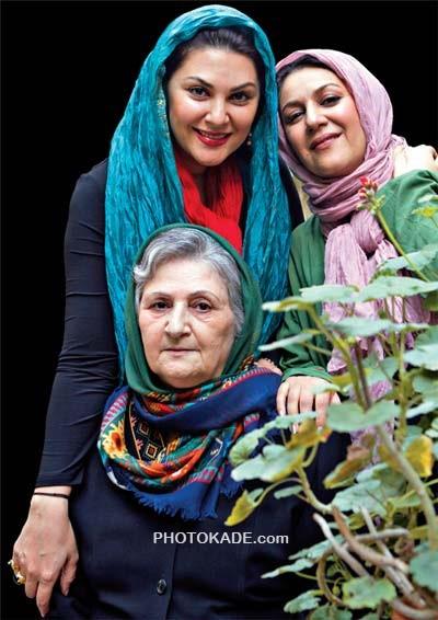 عکس ستاره و لاله اسکندری در کنار مادرشان + بیوگرافی کامل