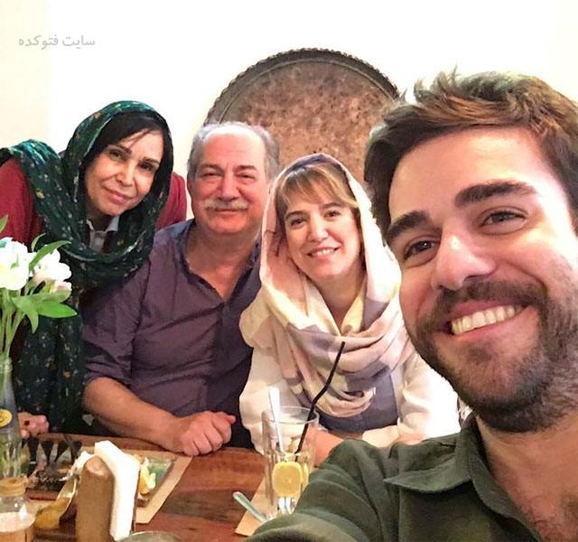 عکس خانوادگی ستاره پسیانی + بیوگرافی کامل