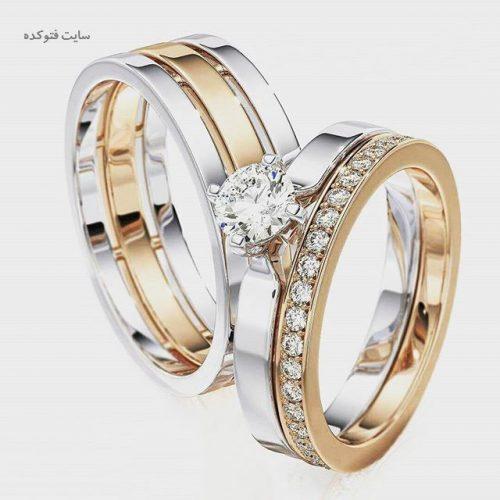 جدیدترین مدلهای حلقه ست ازدواج