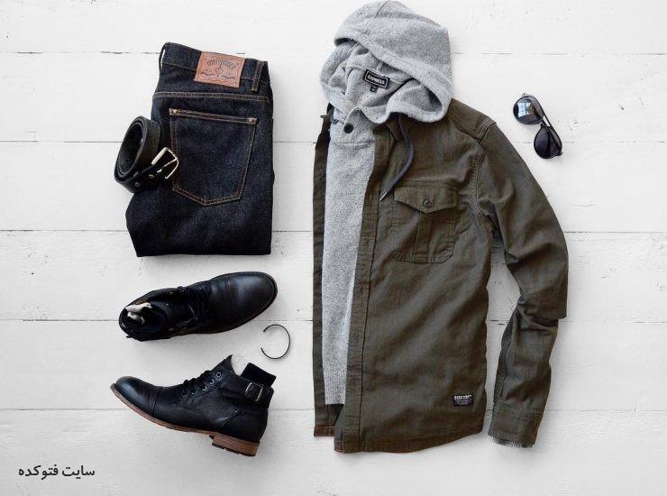 مدل لباس ست زمستانی مردانه 2018 - 96