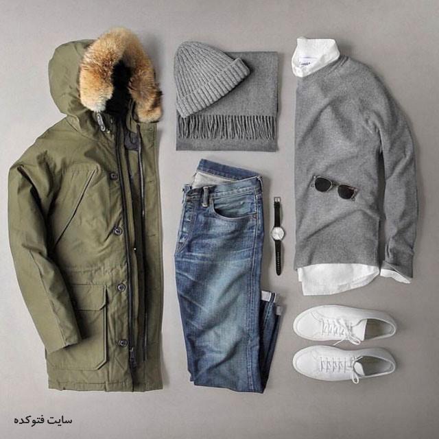 مدل لباس ست زمستانی پسرانه 2018 - 96