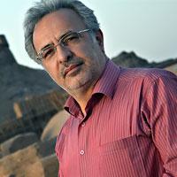 بیوگرافی کاظم احمدزاده مجری + زندگی شخصی و همسرش
