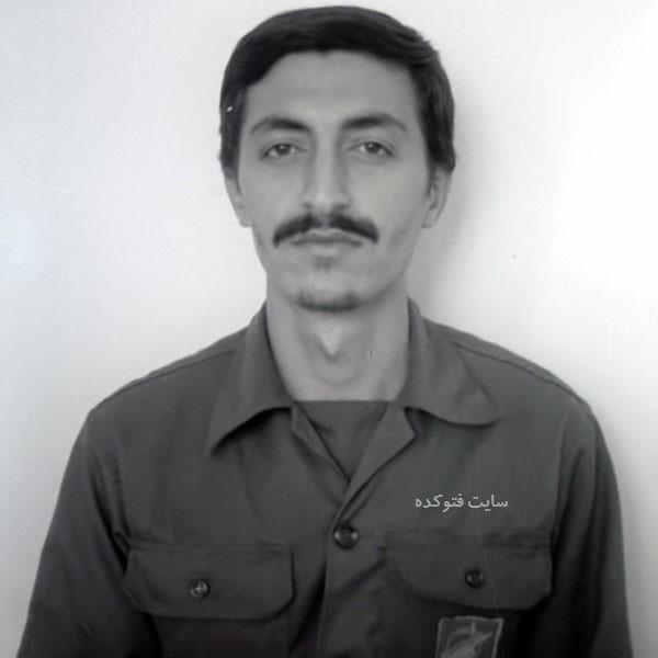 عکس قدیمی پرویز فتاح